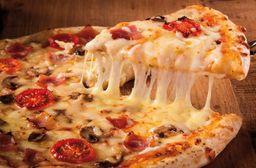 108. Pizza de Quatro Queijos