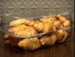 Caixa Com 20 Unidades De Croissant