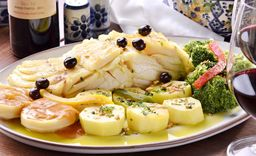 Bacalhau Á Madeira