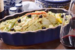 Bacalhau Á Zé Do Pipo