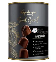 Lata Bombons Recheados Língua de Gato Soul Good – 160g
