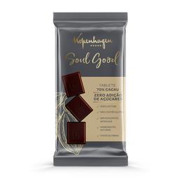 Tablete 70% Cacau Soul Good - 30g