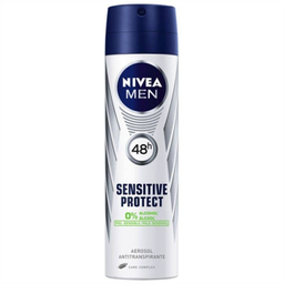 Desodorante Nivea Aerosol Men Sensitive Protect 90 g