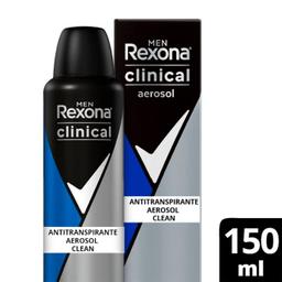 Desodorante Rexona Aerosol Men 91 g