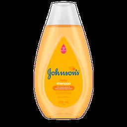 Shampoo Johnson Comprimidos Baby Regular 200 mL