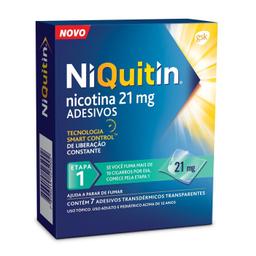 Niquitin 21 Mg 7 Und