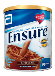 Leite Ensure Chocolate 400 g