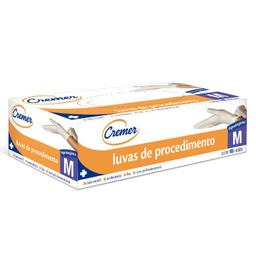 Luva Cremer Latex Procedimento 100 Und