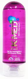 K-Med Grey 2 em 1 - Gel para Massagem e Lubrificante Intimo