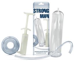 Strong Man Economico - Bomba Peniana Manual