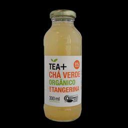 Tea Mais Chá Verde Orgânico com Tangerina - 300ml