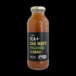 Tea Mais Chá Mate Orgânico com Limão - 300ml