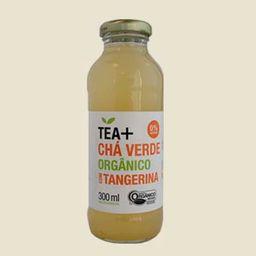 Tea + Chá Verde Orgânico Com Tangerina - 300ml