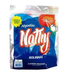 Algodão Hidrófilo Nathalya 25 g