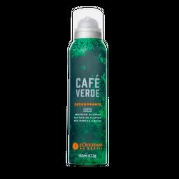 Desodorante Café Verde