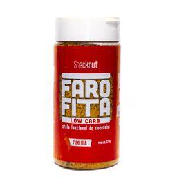 Farofa Amendoin Snackout  Pimenta 220 G