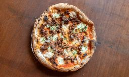 Pizza Mad Bologna
