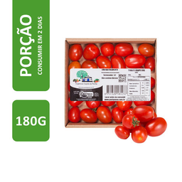 Tomate Grape Organico Capela 180Ga¿ Capela Da Penha Tomate Grape