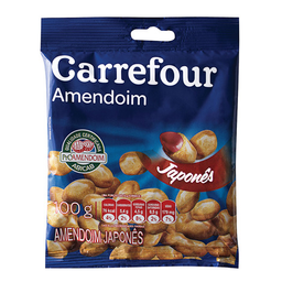 3x2 Amendoim Japonês Tradicional Carrefour