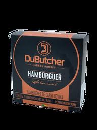 Hamburguer Artesanal Congelado Dubutcher Classic