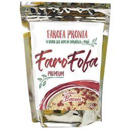 FaroFofa Farofa Pronta Premium Bacon