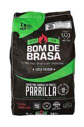 Carvão Bom De Brasa Parrilla Super Premium