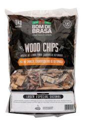 Lascas De Lenha Wood Chips Blend