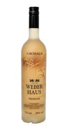 Cachaça Premium Weber Haus 7 Madeiras