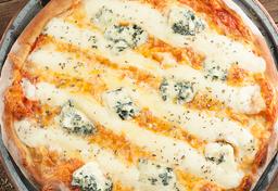 Pizza de Cinco Queijos