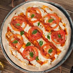 Pizza Marguerita Veggie