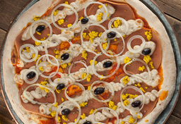 Pizza Portuguesa Veggie