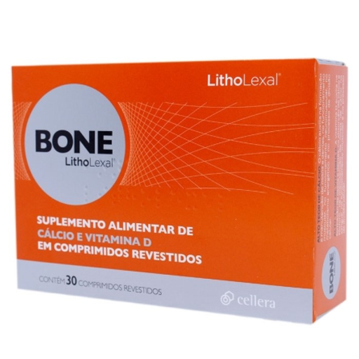 Bone Litholexal Revest 30 Comprimidos
