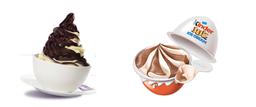 Açaí com sorvete Kinder Ovo - 300ml ( Compre 1 leve 2)