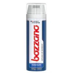 Espuma Barbear Bozzano Hidratação 193 g