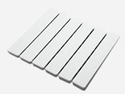 Estrado Box 53X48Cm Branco Cobalto - Cód.2052538