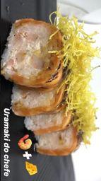 052 - Uramaki Especial Do Chefe - 4 Peças