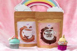 Mix de cappuccino - rende 4 porções