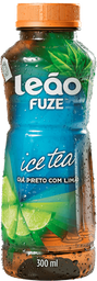 Chá De Limão Ice Tea Fuze Leão 300 mL