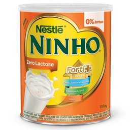Leite Em Pó Zero Lactose Ninho Lt 700 g