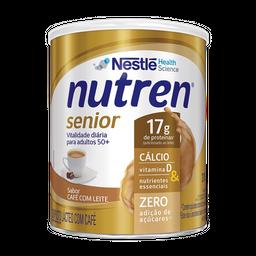 Nutren Senior Café C Leite Suplemento Alimentar 370 g