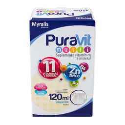 Puravit Multi 120 mL