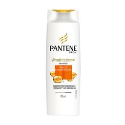 Shampoo Pantene Força E Reconstrução Sem Sal 175 mL