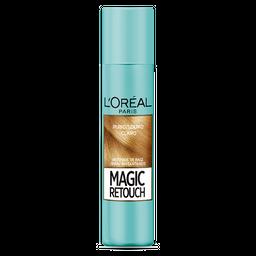 Spray Retoque De Raiz Instantâneo Magic Retouch Louro Claro
