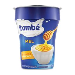 Iogurte Natural Com Mel Itambé