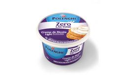 Creme De Ricota Light Zero Lactose Polenghi 150 g