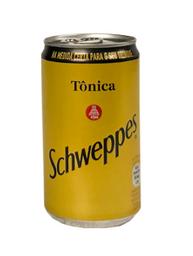 Água Tonica Schweppes Lata 220 mL