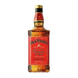 Jack Daniel's Jack Daniel'S Whisky Eua Tennessee Fire 1 L