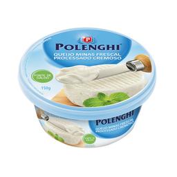Queijo Cremoso Minas Frescal Polenghi 150 g