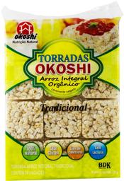 Torrada De Arroz Okoshi Tradicional