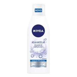 Água Nivea Micelar 6 Em 1 Loção De Limpeza 200 mL